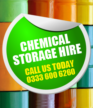 chemical store hire